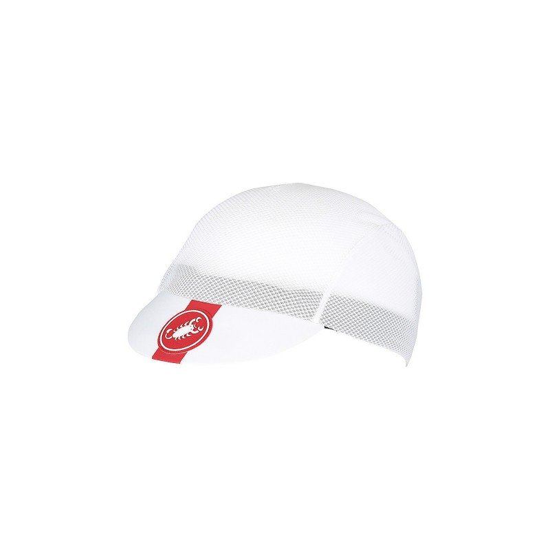 CASQUETTE A/C CYCLING CASTELLI - Bicycle Store